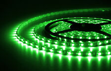 LED Flexible Strip Light 5M 300 SMD 3528 Waterproof Lamp DC 12V Green Lot