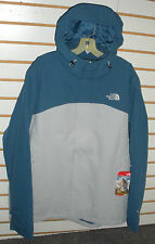 THE NORTH FACE MENS ANDEN TRICLIMATE JACKET -CLB6-H R GREY/ D BLUE- S,M,L,XL,XXL