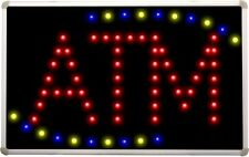 led027 ATM LED Neon Light Sign