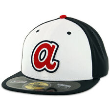 New Era 59FIFTY Fitted 2015 DIAMOND ERA ATLANTA BRAVES MLB Batting Practice Cap