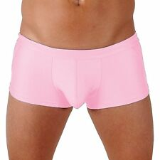 Mens Royal Classic Trunk Boxer Swimsuit with Front Pouch by Gary Majdell Sport