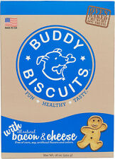 Buddy Biscuits Oven Baked Dog Treats 16 oz