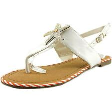 Unlisted Kenneth Cole Starfish Stand   Open Toe Synthetic  Thong Sandal NWOB