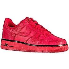 Nike Air Force 1 Low - Men's Basketball Shoes (Gym RD/BK/Gym RD Width:Medium)