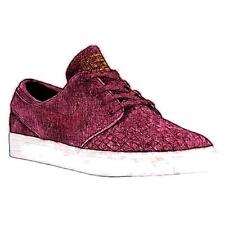 Nike SB Zoom Stefan Janoski - Men's Casual Shoes (Night Maroon/IV/Metallic GD/N