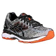 ASICS® GT-2000 V4 - Men's Running Shoes (Carbon/Black/Hot Orange Width:Medium)