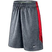 Nike Layup 2.0 Basketball Shorts - Men's (Black/University Red/White)