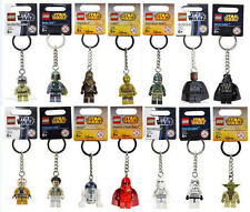 NEW LEGO MINIFIGURES STAR WARS KEYCHAIN PICK THE MINIFIGURE YOU WANT! VENDSTOCK
