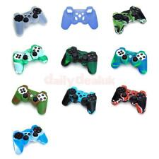 Silicone Protective Case Cover for Sony PS2 PS3 Wireless Gaming Controller