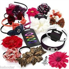 WHOLESALE JOBLOTS FASHION JEWELLERY HAIR ACCESSORIES-EARRINGS-BEADS SUIT TRADER