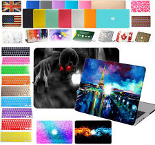 "painted print Hard Case Cover for Macbook Pro 13""15""12""Retina Air 13""11"""