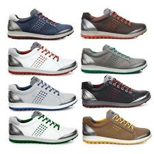 2016 ECCO Biom Hybrid 2 Spikeless Waterproof -Yak Leather Mens Golf Shoes