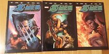 X-MEN THE END TPB GRAPHIC NOVEL LOT VOL 1-3 COMPLETE CABLE APPEARANCE OOP