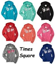 NWT AEROPOSTALE TIMES SQUARE FULL ZIP HOODIE SWEATSHIRT  ZIP UP S M L XL XXL