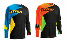 Thor Mens Core Air Divide Dirt Bike Jersey ATV MX Gear Off-Road