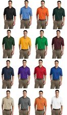 Sport-Tek K469 Dri-FIt Mesh Polo Mens Short Sleeve Polo Golf Shirt XS-4XL