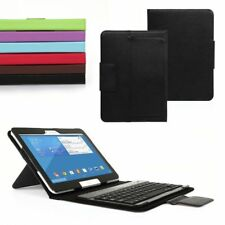 Wireless Bluetooth ABS Keyboard PU Case Cover for Samsung Galaxy Tab 4 10.1 T531