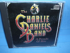 A Decade of Hits by The Charlie Daniels Band (CD, Sony Music Distribution (USA))