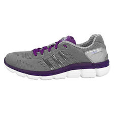 ADIDAS CC RIDE W CLIMACHILL LADIES SHOES RUNNING GREY PURPLE D66817 CLIMACOOL