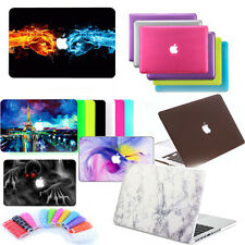 Screen protector keyboard cover Rubberized matte frosted For Apple macbook