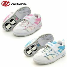 NEW GIRLS BOYS HEELYS ROLLER SHOES KIDS WHEELS SKATE SHOES SNEAKERS SIZE