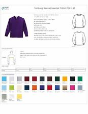 Port & Company® - Tall Long Sleeve Essential T-Shirt. PC61LST.