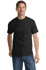 Port & Company® - Essential T-Shirt with Pocket. PC61P. S-4XL