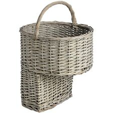 Wicker Stair Basket With Handle Hill Interior 16660