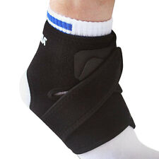Neoprene Ankle Strap Foot Brace Support Compression Guard Basketball Protection