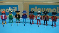Playmobil pirate knight soldier figure klicky CHOOSE one geobra 1974 toy 126