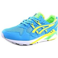 Asics Gel- Kayano Trainer Men  Round Toe Synthetic Blue Sneakers