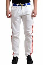 Dsquared2 Men's White Casual Pants Size 30 32 34