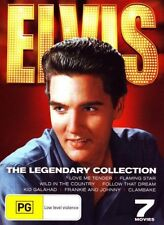 Elvis: the Legendary Collection (love Me Tender / Flaming Star / Wild in the Cou