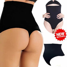 Seamless Body Shaper Briefs/Thong Waist Slimming Shapewear Tummy Control Girdle