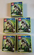 Lot Of 5 Lego Chima Gorilla Legend Beast 70125 Party Favors Retired