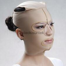 FULL FACE Anti-Aging Wrinkle Mask Saggy Neck Chin Face Lift Tight Slim Belt Band