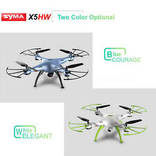 Syma X5HW 2.4GHZ 4CH 6-Axis 2MP Camera RC Quadcopter W/High Hold Mode FPV Wifi