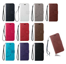 For Samsung Galaxy Ace 4 Lite G313 Wallet Filp PU Leather Card Case Stand Cover