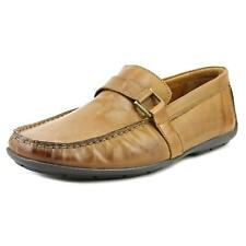 Giorgio Brutini Tommy Men  Square Toe Leather Brown Loafer