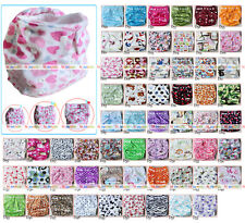 NEW Reusable Modern Cloth Nappies Pocket Diaper liner insert - One Size Fits All