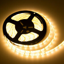 LED Flexible Strip Light 5M 300 SMD 3528 Waterproof Lamp DC 12V Warm White Lot