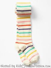 GAP Kids Girls Multi Striped Tights Stripes S M L XL XXL 5 6 7 8 9 10 12 14 NWT