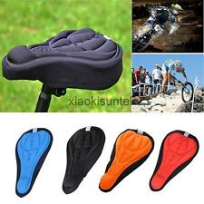 Soft 3D Sponge Saddle Pad Cushion Cover Seat for Mountain Bike Bicycle Cycling