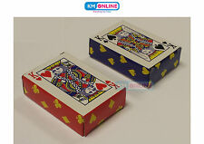 Mini Small Miniature Travel Pocket Playing Cards Kids Fun Novelty Gift Pack Size