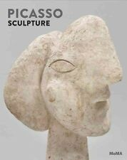 Picasso Sculpture by Ann Temkin Hardcover Book (English)