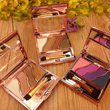 4 Color Eye Shadow Makeup Shimmer Palette Matte Eyeshadow Cream Cosmetic HOT