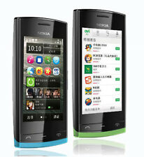 N500 Original Nokia 500 Fate WIFI GPS 5MP 3.2''Touchscreen Unlocked Mobile Phone