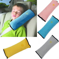 Car Safety Seat Pillow Belts Protect Shoulder Sleep Kids Protection Cushion e
