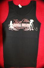 Hells Angels Arizona Nomads - New Support Girl Tank Top - Black