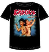 EXODUS BONDED BY BLOOD HEAVY THRASH METAL ROCK MUSIC BAND ALBUM T SHIRT S-2XL